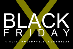 BLACK FRIDAY HOLIDAY DEAL – SAVE UPTO 30% ON A CRUISE