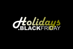 It's not over – Holidays.BlackFriday is here to stay! HOLIDAY DISCOUNTS ALL YEAR ROUND!